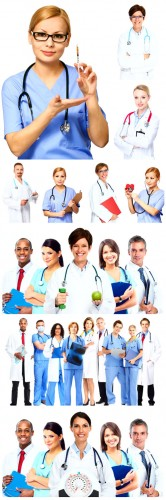 Doctor, groups medical - Stock photo