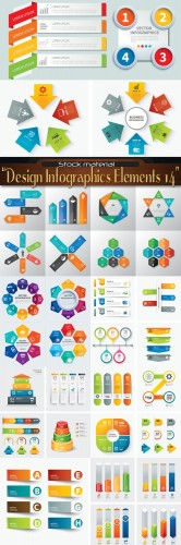 Design Infographics Elements 14