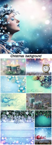 Beautiful shining Christmas backgrounds