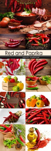 Red and Paprika