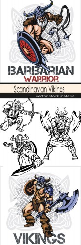 Scandinavian Vikings