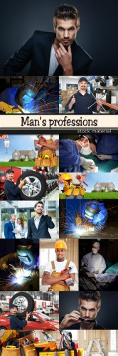 Man's professions