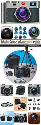 Collection Cameras and accessories for photo