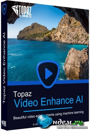 Topaz Video Enhance AI 1.4.2